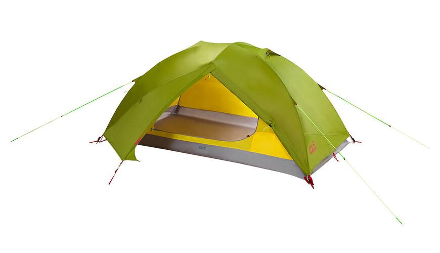 Jack Wolfskin Skyrocket II - Tente - vert